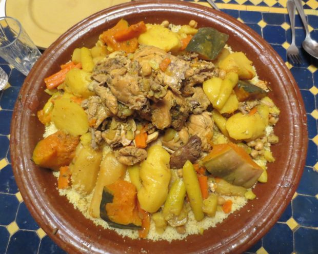 Cous Cous. //Foto: Wikimedia Commons.