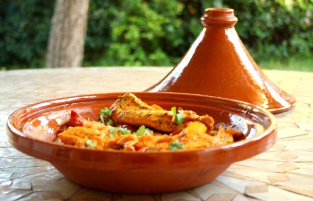 Tajín de Marruecos. //Foto: Wikimedia Commons.