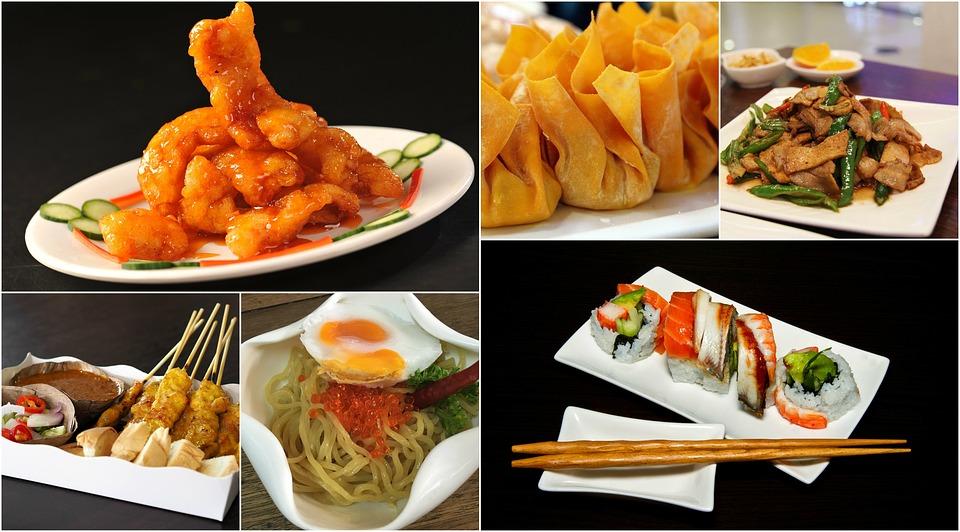 Fotos de comida de Asia.//Pixabay.