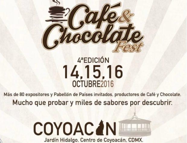 cafe chocolate fest