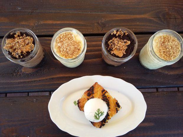Algunas de las delicias de Lupe.//Foto: Nadia Luna.