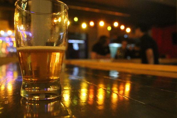 Cerveza artesanal de Baja California.