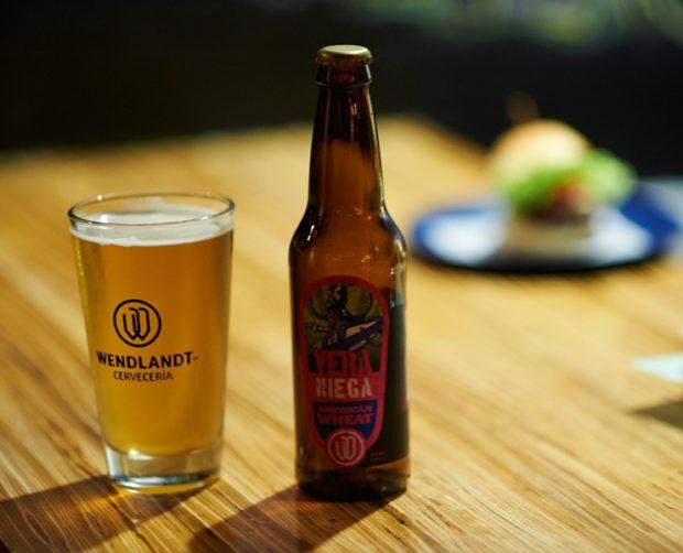 Wendlandt, otra de las cervezas premiadas en Baja California.