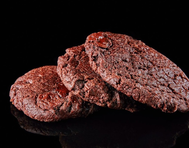 Nuestras favoritas de Tout Chocolat: las galletas de chocolate.