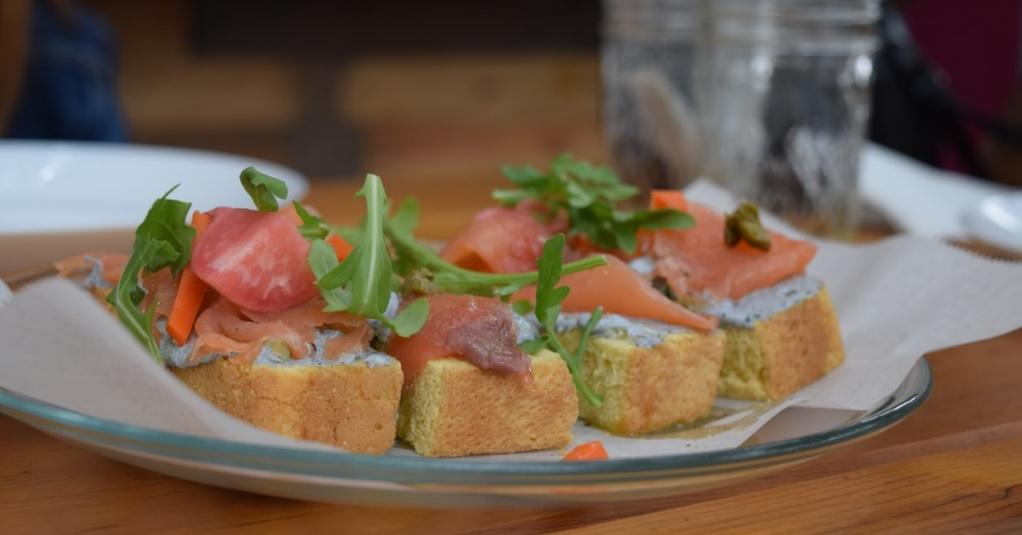 El desayuno es el fuerte de la chef de Adria Montaño. // Foto: Mayra Zepeda.