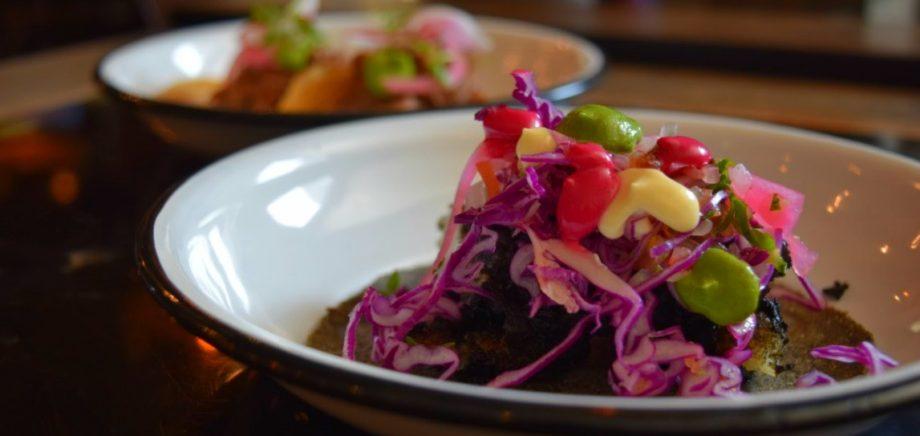 Los productos del mar son típicos de la cocina de Baja California.