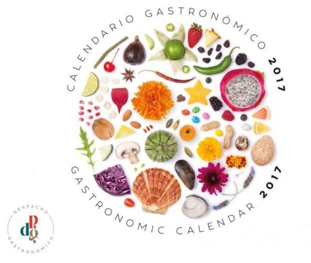 calendario gastronómico