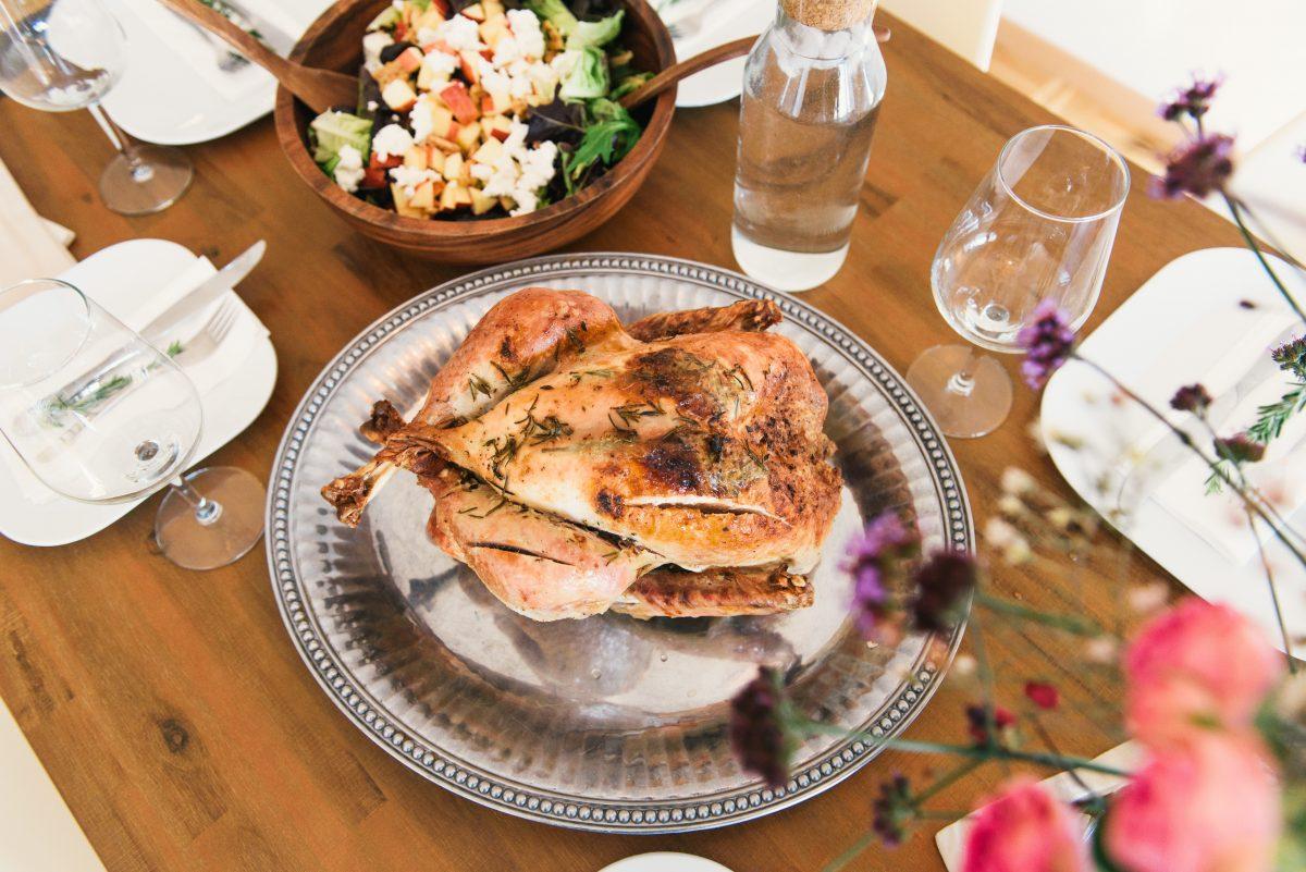 14 Consejos Para Que Tu Pavo O Carne Sea Lo Mejor De La Cena Navidena - Que-preparar-para-la-cena-de-navidad