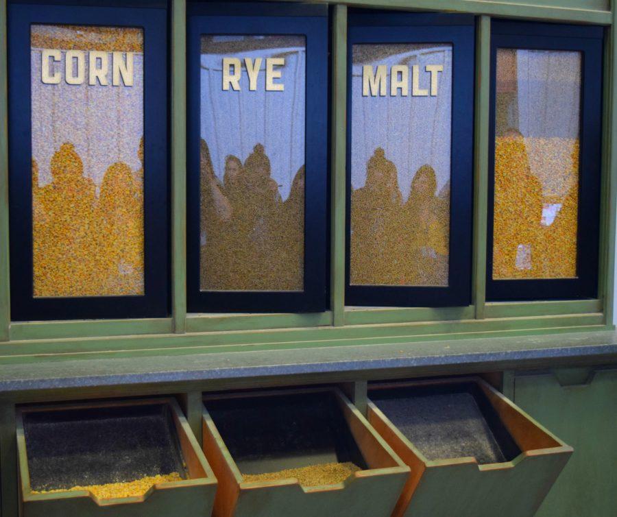 El bourbon de Jim Beam está hecho de estos tres granos: maíz, centeno y malta.
