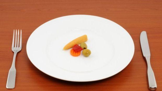 Matarte de hambre no es la solución. // Foto: THINKSTOCK