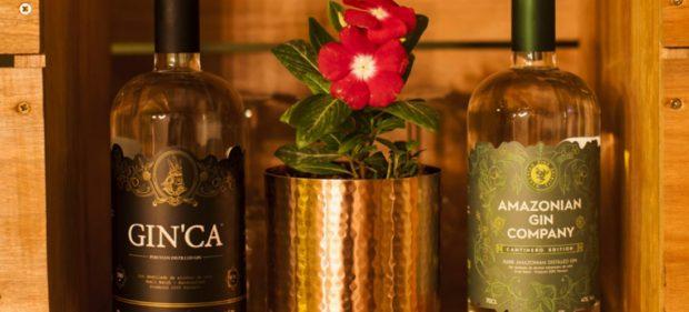 Las primeras ginebras premium de Perú son producidas por la destilería The Inca Distillery.