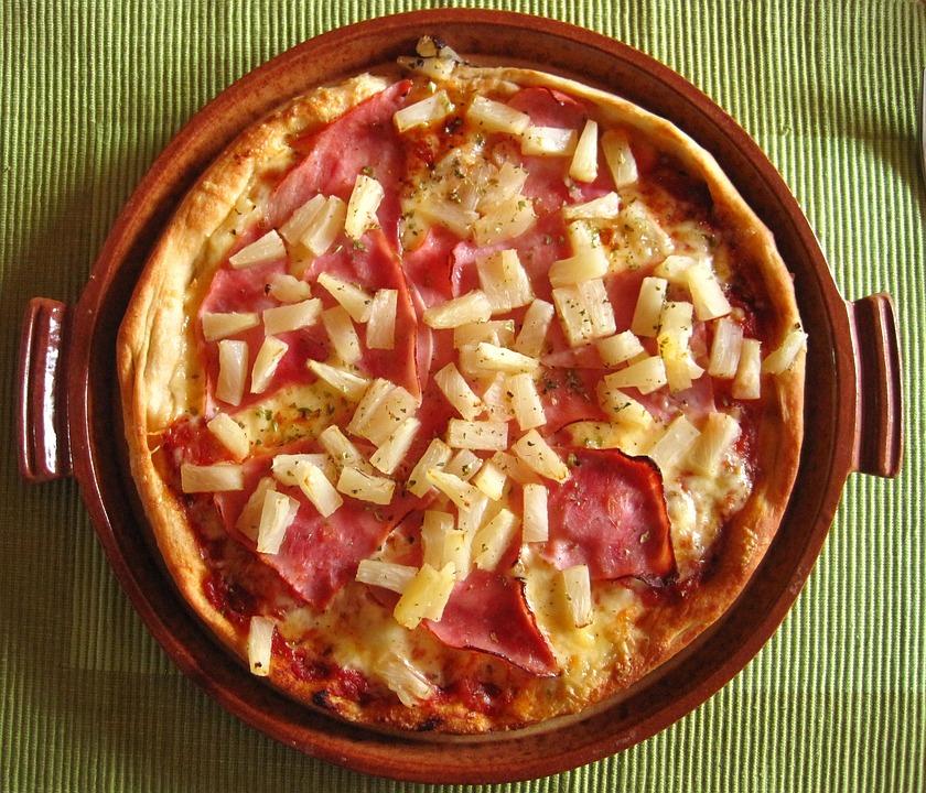 La pizza hawaiiana ¡nació en Canadá!