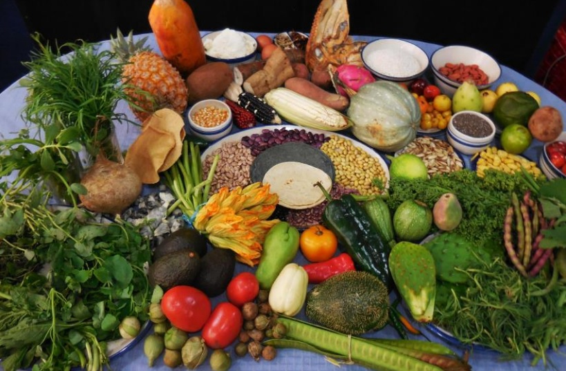 Alimentación saludable con La Dieta de la Milpa