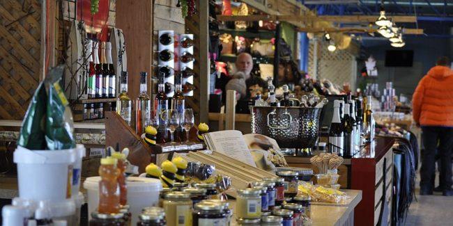 Farmers' Market, uno de los mejores sitios para comprar delicias en Quebec.