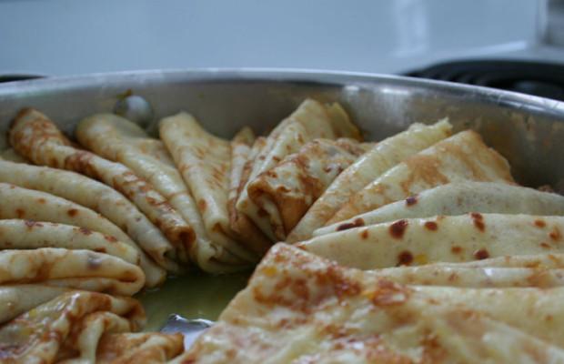 recetas de crepas