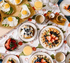 lugares para desayunar