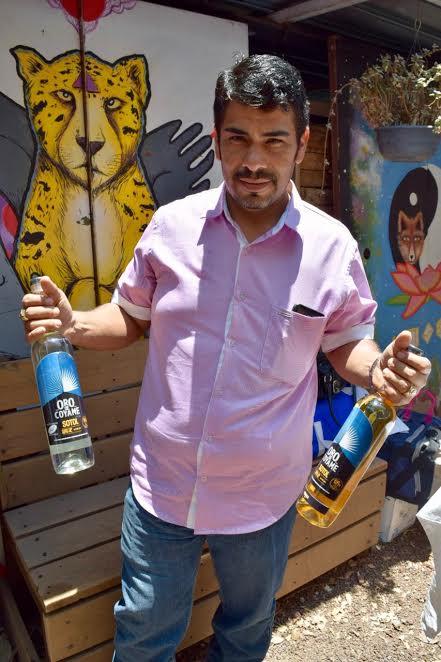 Gerardo Ruelas de Oro de Coyame.