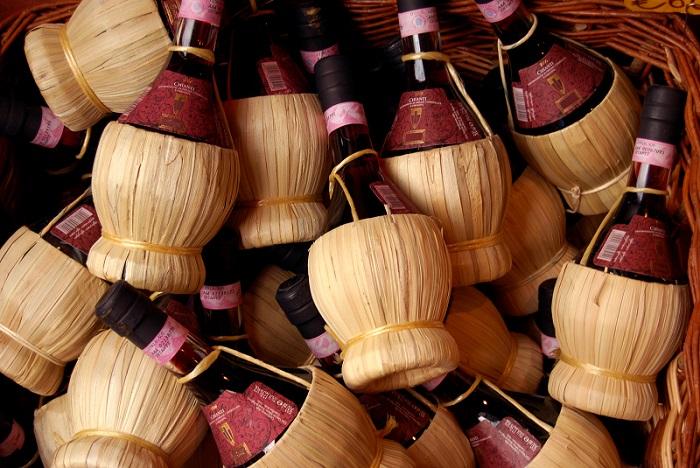 vino toscano Chianti