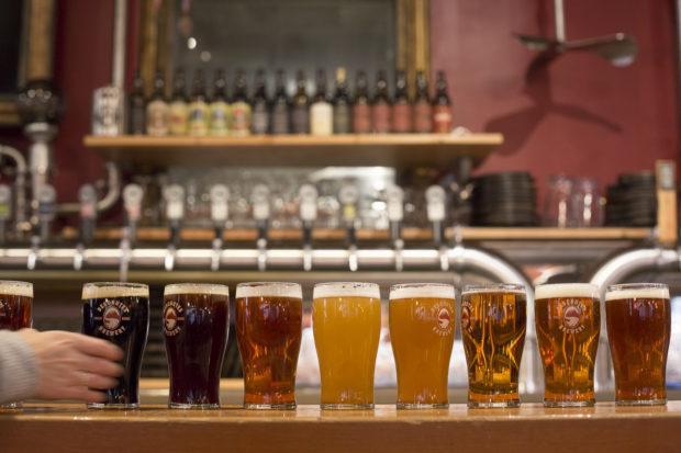 Cervecerías de Portland