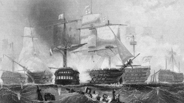 El tráfico ilegal de té empezó a decaer en 1815, tras el fin de las guerras napoleónicas.