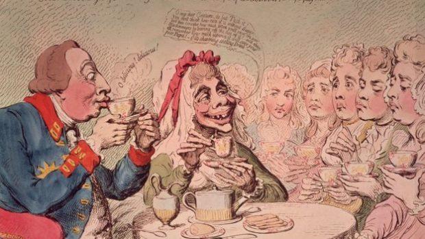 La infusión era un bien muy preciado en el siglo XVIII.