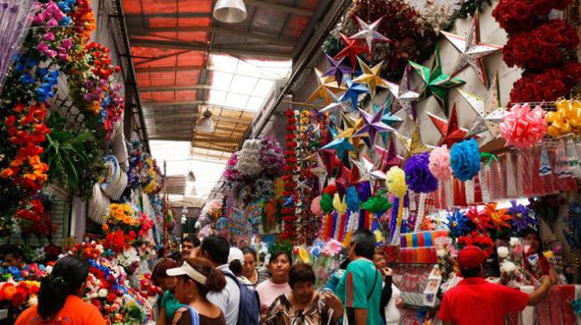 Mercado de la Merced, Ciudad de México
