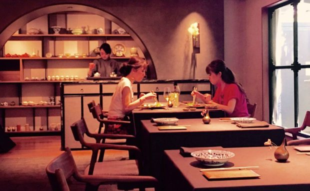 Restaurante Sazenka