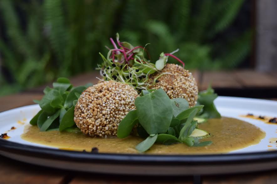 Alimentos del futuro nopal amaranto