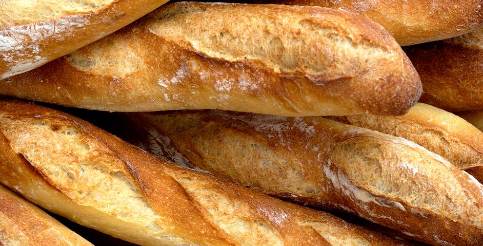 cómo hornear pan
