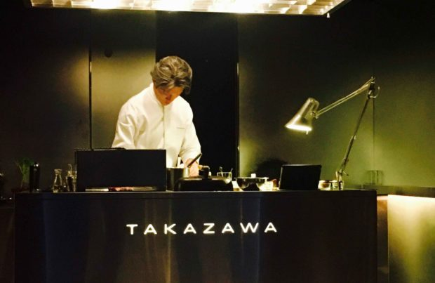 restaurante bar Takazawa
