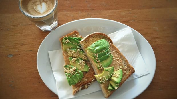 Los millennials son tan flojos que ordenan la comida más simple
