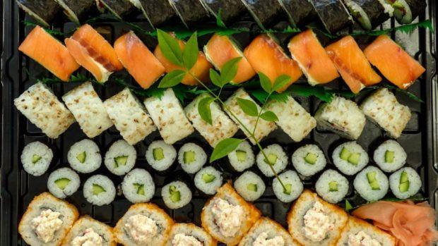 Mikasa es un emporio de sushi y comida japonesa imperdible