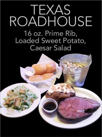 Texas Roadhouse se lleva el premio