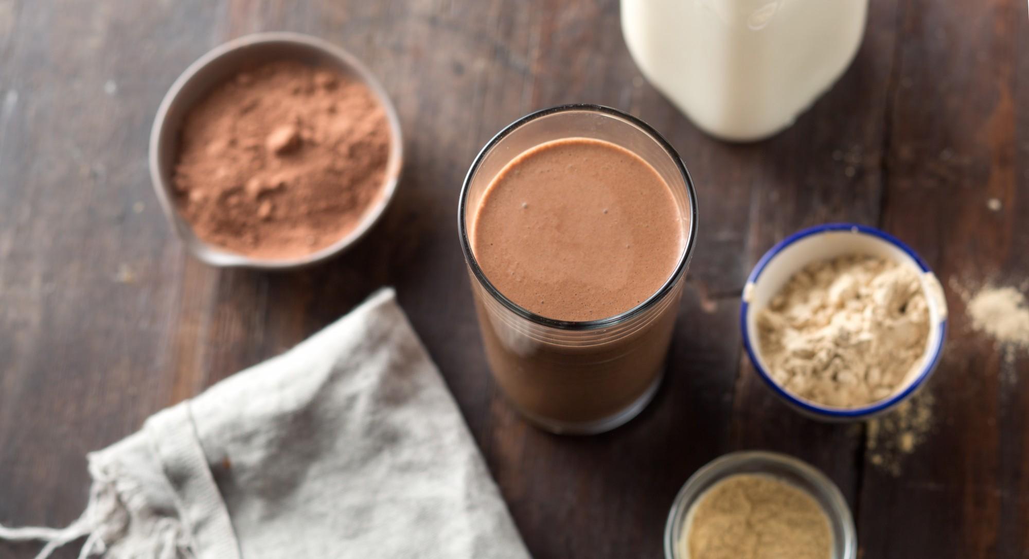 snacks con proteínas