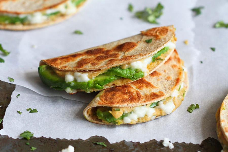 desayunos fáciles y rápidos receta tortillas de harina