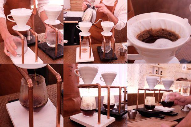Cafeterías de café especial