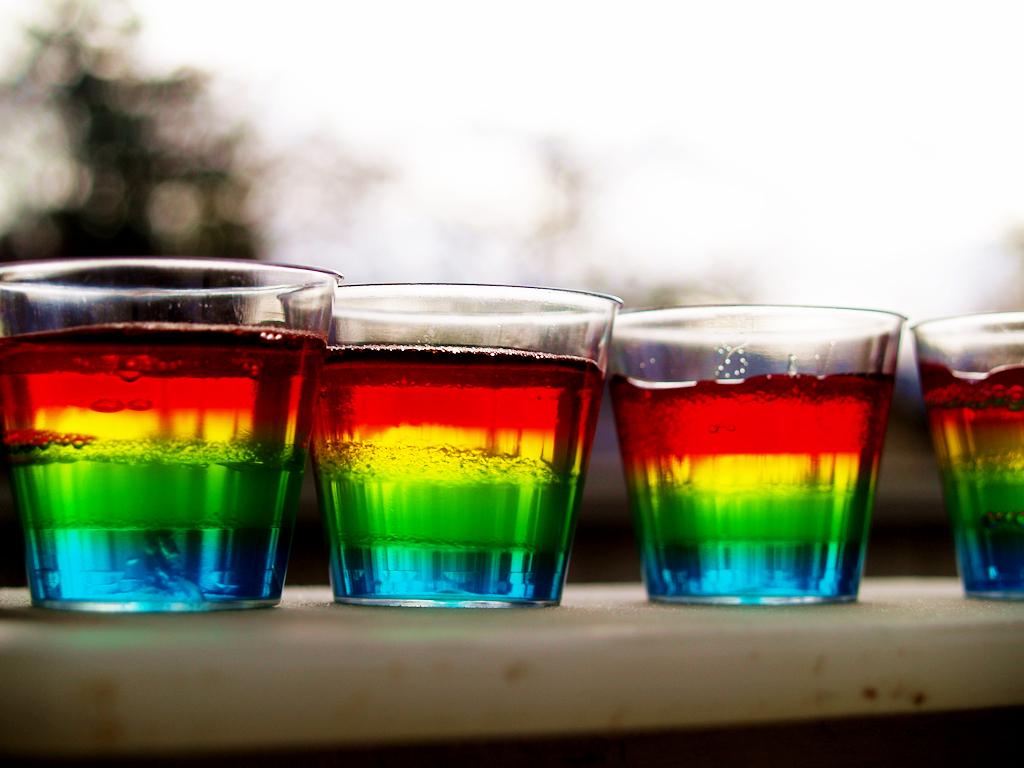 ¿Conoces el origen de los Jelly shots? Te contamos la historia