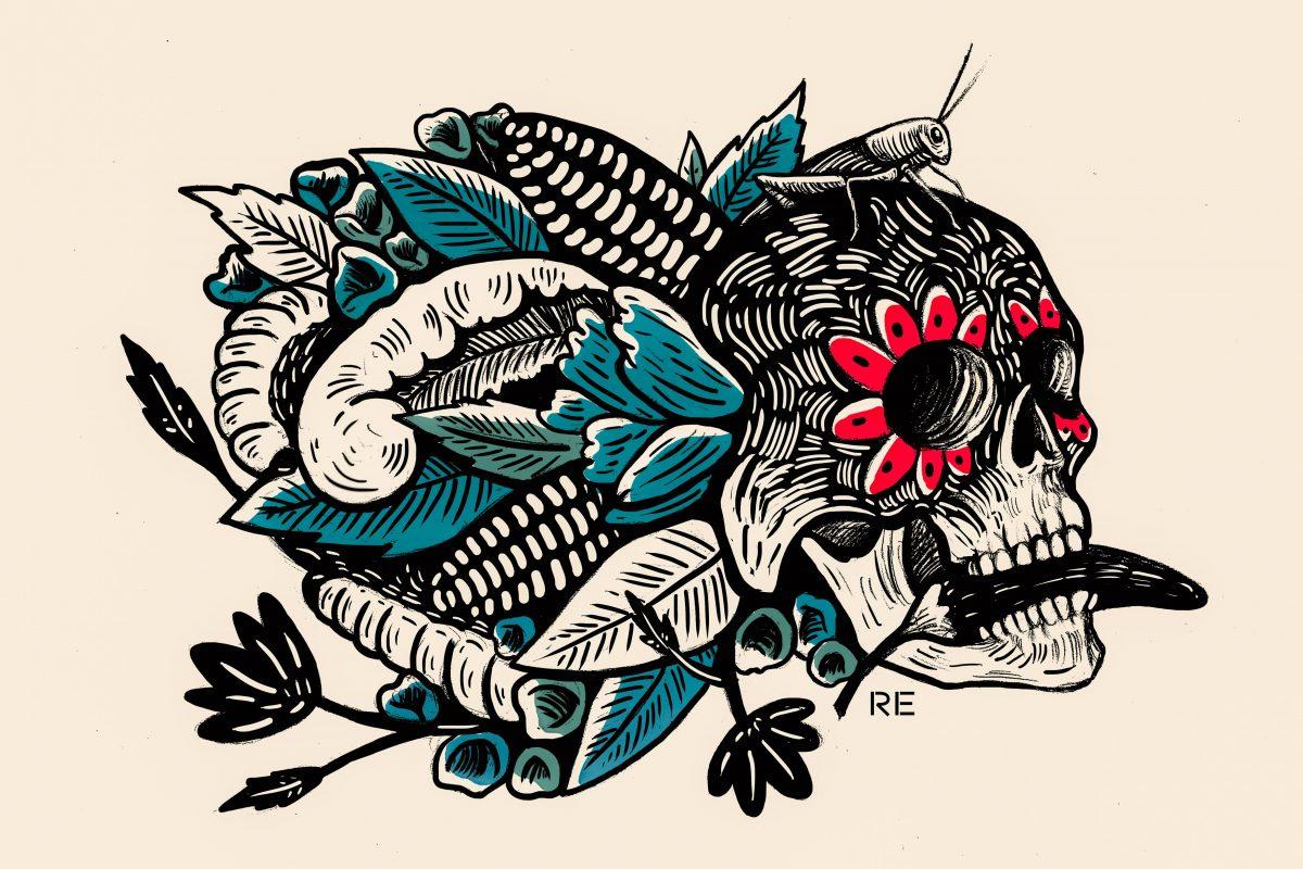 Seis Platillos Tradicionales De Día De Muertos En México