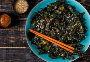 El boom de la comida japonesa ha popularizado las algas como alimento.