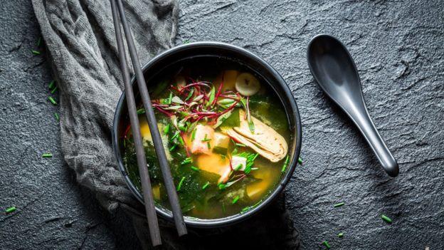 El mercado mundial de algas comestibles está valorado en US$5.000 millones. FOTO: SHAIITH