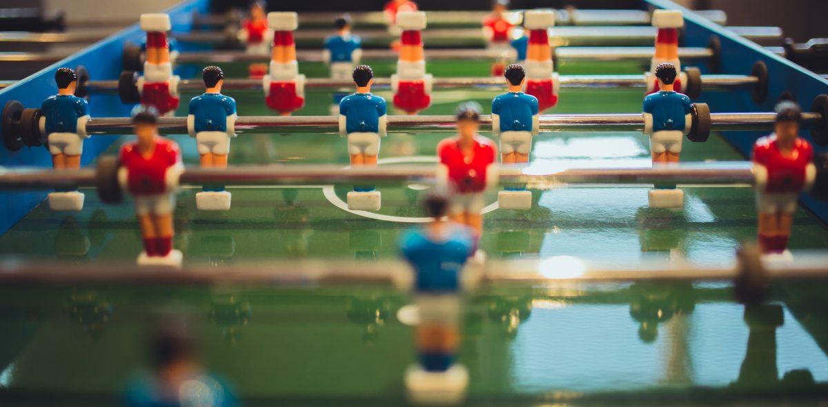 Fútbol de mesa