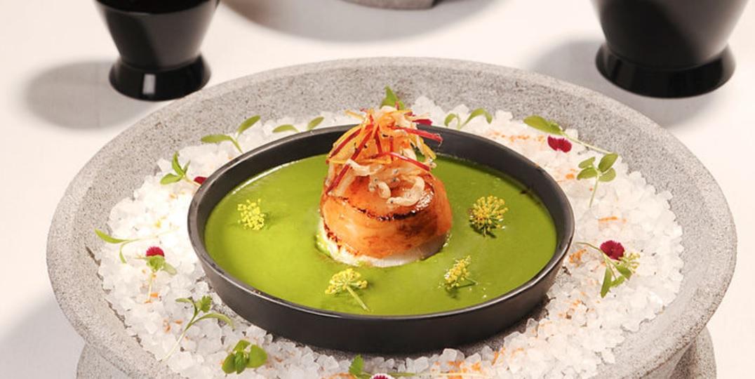 los 300 platos cocina francesa en la vajilla de moctezuma