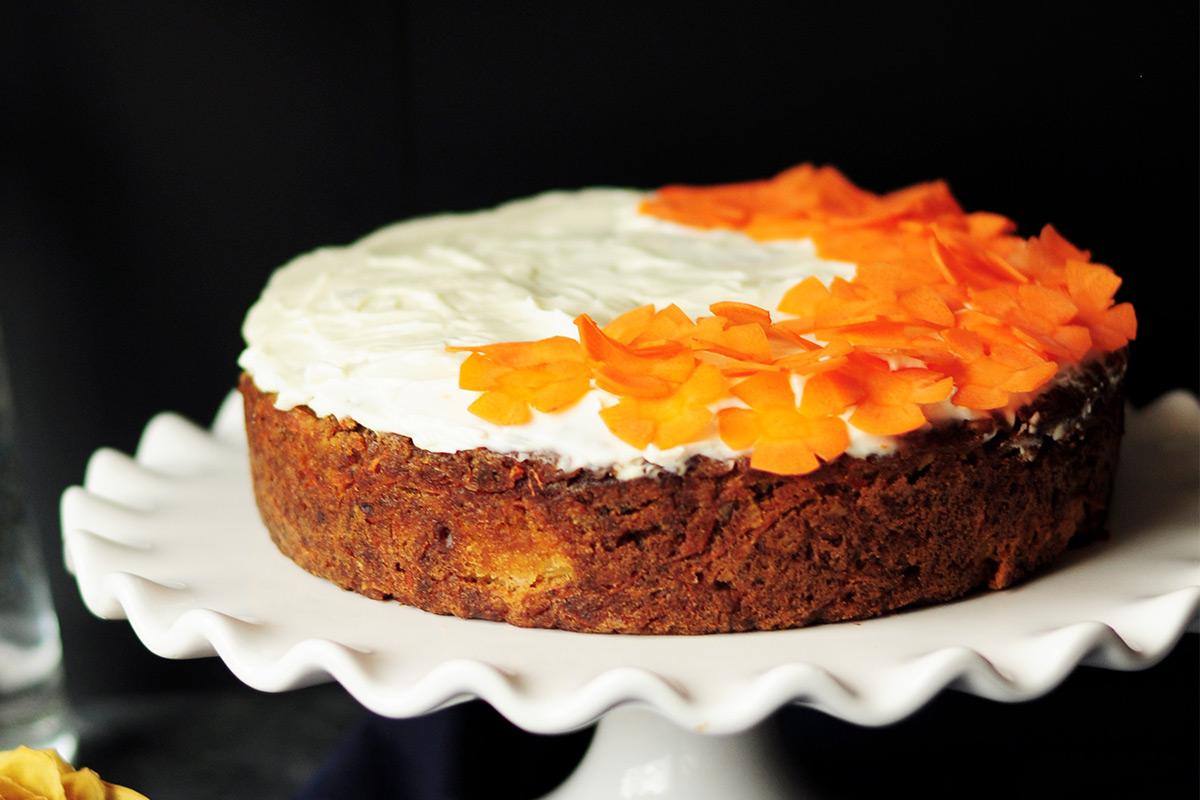Receta Para Preparar Un Pastel De Zanahoria Fantastico Animal Gourmet Deja enfriar por completo este delicioso pastel antes de cubrirlo con un glaseado rápido de. preparar un pastel de zanahoria