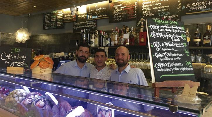 857e94cb8 Restaurantes de Sevilla  la capital de la tapa se renueva