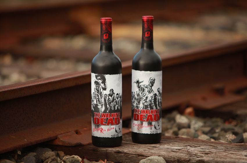 La serie \'The Walking Dead\' ahora tiene su propia línea de vino