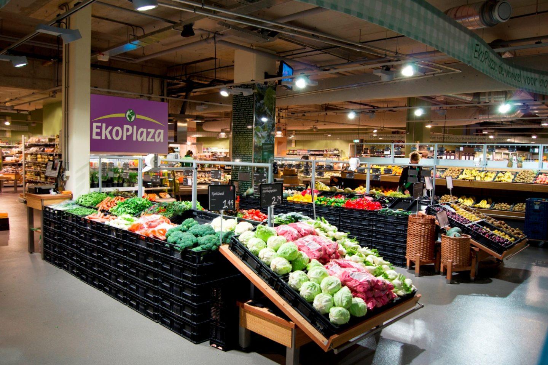 """El primer pasillo """"libre de plásticos"""" del mundo en Holanda"""