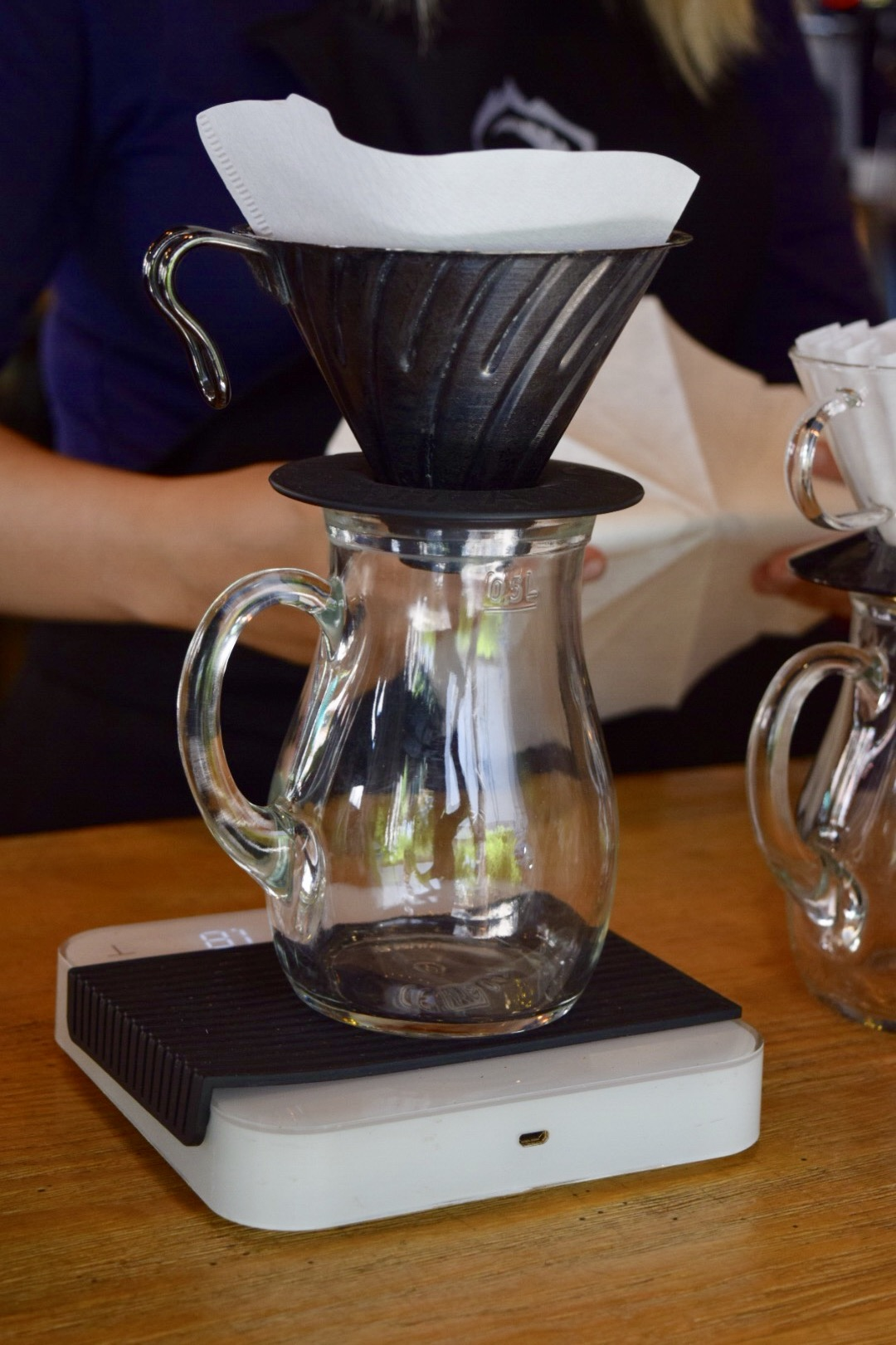 métodos de extracción de café