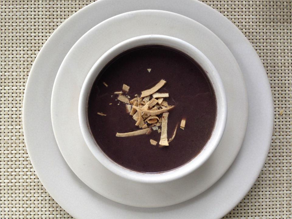 caldo tlalpeño y sopa tarasca