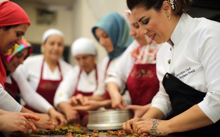 Cocineros Marven Lady Tacos De Canasta Animal Gourmet