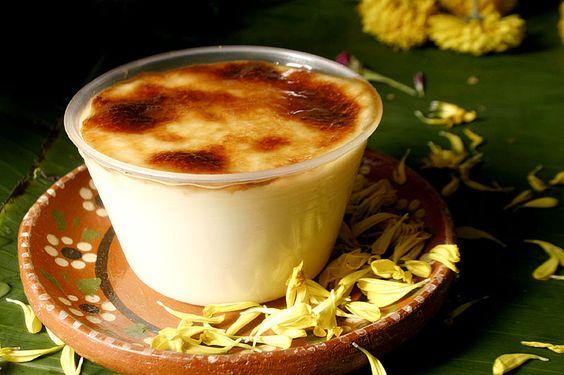 Jericalla, comida de Jalisco.